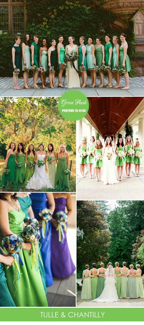 fresh-green-bridesmaid-dresses-trends-for-spring-summer-wedding-ideas