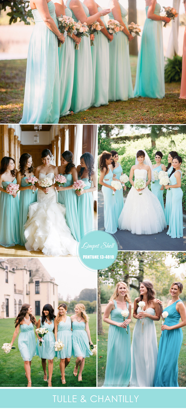 limpet-shell-aqua-bridesmaid-dresses-trends-for-spring-summer-weddings-2016
